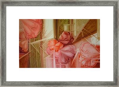 Just Some Bloomings... Framed Print by Fatima Stamato