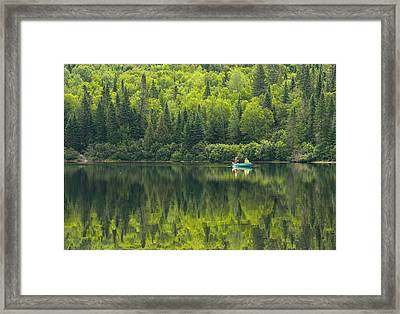 Just The Two Of Us Framed Print by Levin Rodriguez