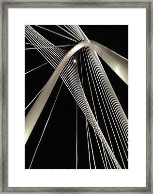 Just Then A Tiny Little Dot Caught My Eye Framed Print by Michelle Love