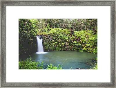 Just To Have You Framed Print