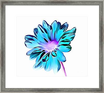 Just To See You Smile Framed Print by Krissy Katsimbras