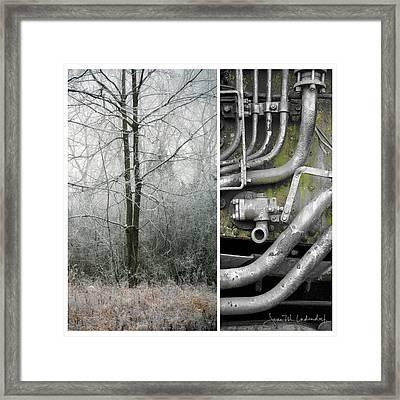 Juxtae #61 Framed Print
