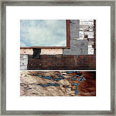 Juxtae #94 Framed Print
