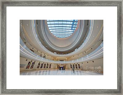 Jw Marriott Minneapolis Mall Of America I Framed Print