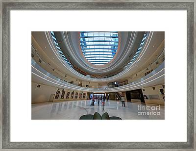 Jw Marriott Minneapolis Mall Of America IIi Framed Print
