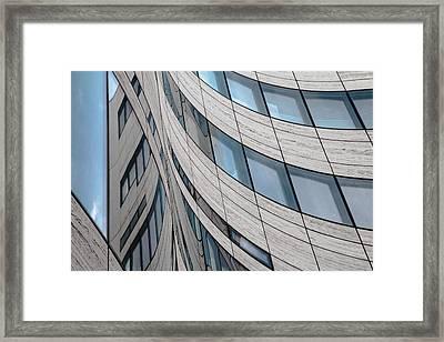 Ka? Windows Framed Print by Gilbert Claes