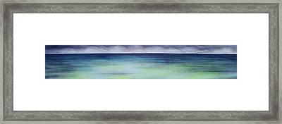 Kaaawa Framed Print by Kevin Smith