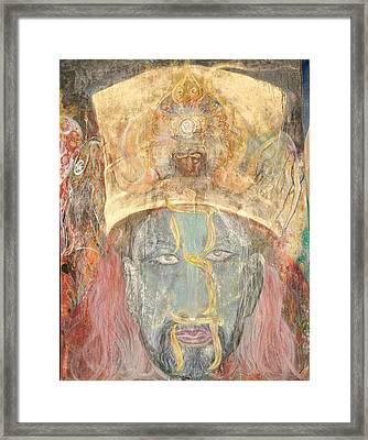 Kabbalah Framed Print