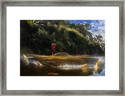 Kabur....... Framed Print by Andre Arment