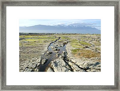 Kaikoura New Zealand Framed Print