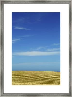 Kaikoura Peninsula 2am-000482 Framed Print