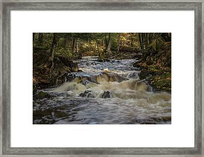Kakabika Falls Framed Print
