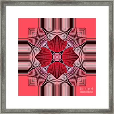 Kal - 36c77 Framed Print by Variance Collections
