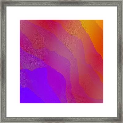 Kal Framed Print