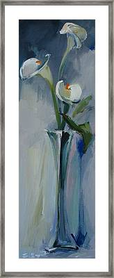 Kala Flowers Framed Print by Tigran Ghulyan