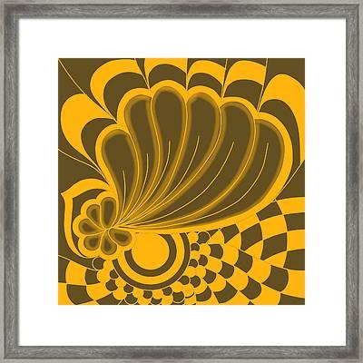 Kalakaari-viii Framed Print