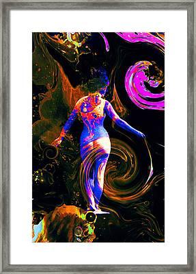 Kaleidoscope Eyes... Framed Print