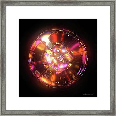 Kaleidoscope Framed Print