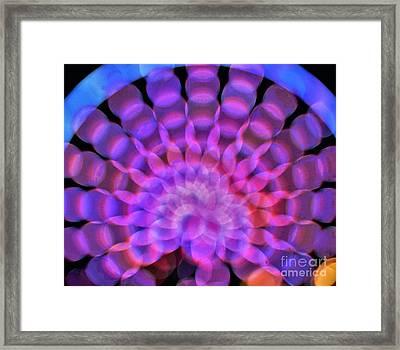 Kaleidoscope5 Framed Print