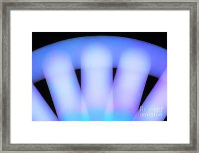 Kaleidoscope8 Framed Print