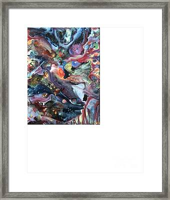 Kali Framed Print by Dan Cope