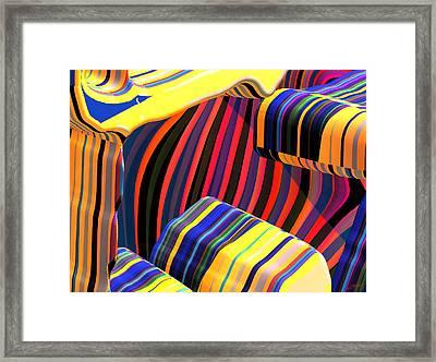 kali-fa-Callg10x11m3n23 Framed Print by Terry Anderson