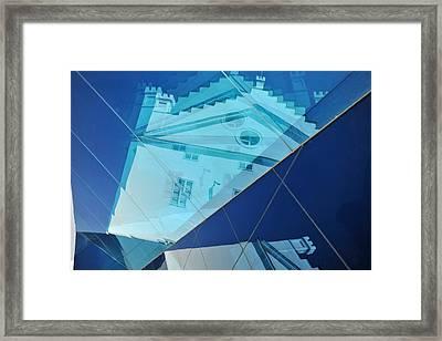 Prague Kampa Framed Print by Jana Wallace