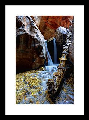 Southern Utah Framed Prints