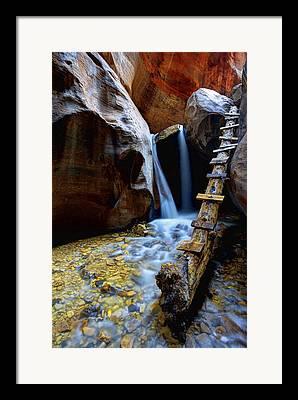 Southern Utah Framed Prints