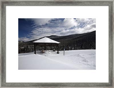 Kancamagus Highway - White Mountains New Hampshire Framed Print by Erin Paul Donovan