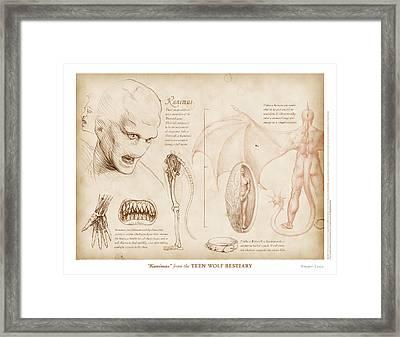 Kanimas Framed Print