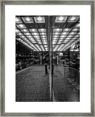 Kansas City Hotel Framed Print