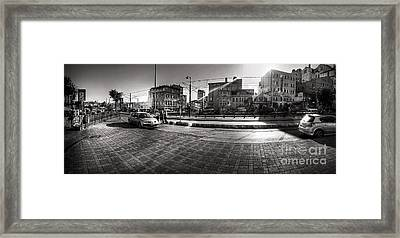 Karakoy Framed Print by Kadir Murat Tosun