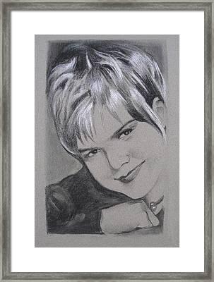 Karin Allyson Framed Print