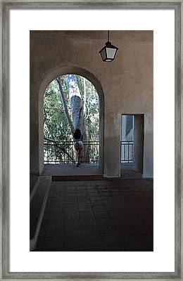 Kassandra 2 Framed Print by David Miller