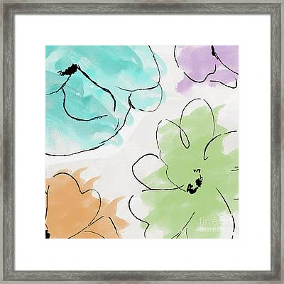 Kasumi Framed Print by Mindy Sommers