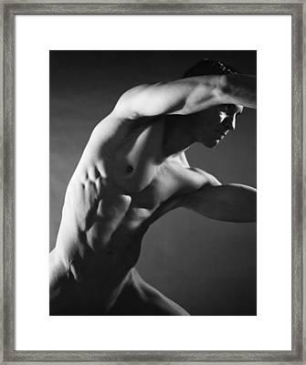 Kata 2 Framed Print by Thomas Mitchell