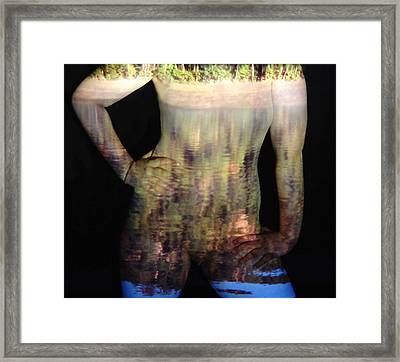 Kate Framed Print by Arla Patch
