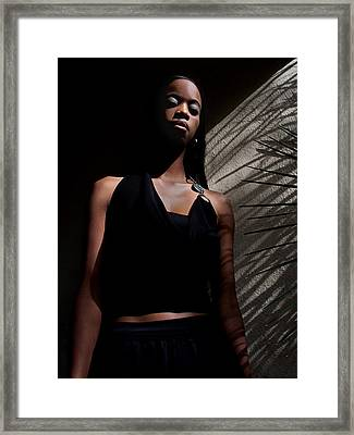 Katryna 2-2 Framed Print by David Miller