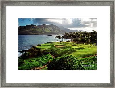 Hokuala Framed Print