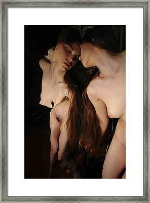 Kazi0833 Framed Print by Henry Butz