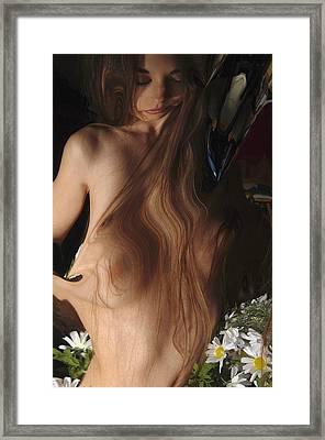 Kazi0840 Framed Print by Henry Butz