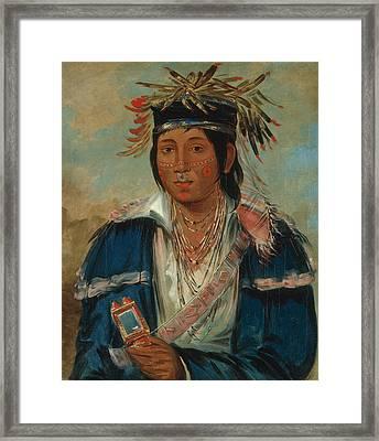 Kee-mo-ra-nia, No English, A Dandy Framed Print