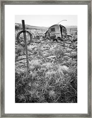 Keeler Lodging Framed Print