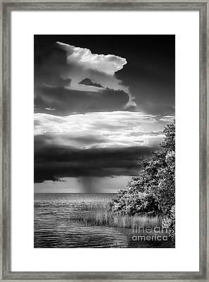 Keep An Eye On The Sky Framed Print