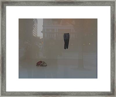 Keep Austin Weird Framed Print by Tara Miller