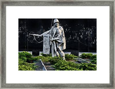 Keep Going...for Them Framed Print by Christopher Holmes