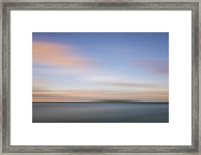 Keep Moving Around X Framed Print by Jon Glaser