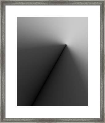 Keep On Pushin' Framed Print