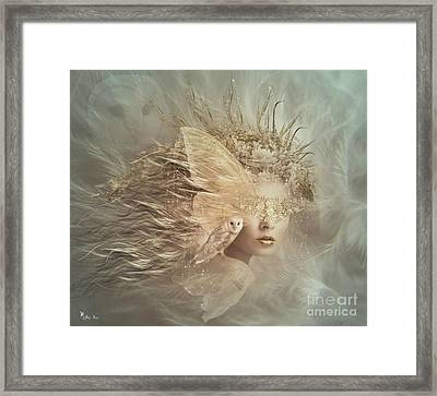 Keeping Watch Framed Print